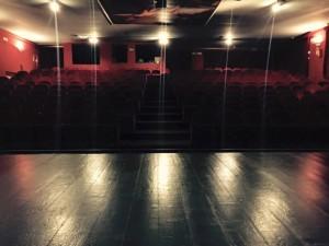 Teatro degli Audaci 2015 palco 2